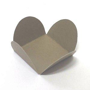 Forminha de Papel Ouro (3.5x3.5x2.5 cm) 100unid Docinhos
