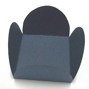 Forminha de Papel Azul Marinho (3.5x3.5x2.5 cm) 100unid