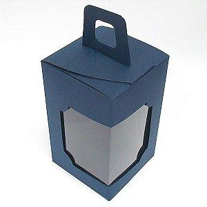 DV-12 Lisa Azul Marinho (6x6x10 cm) 10unid