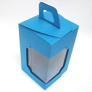 DV-12 Lisa Azul Royal (6x6x10 cm) 10unid