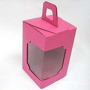 DV-12 Lisa Pink (6x6x10 cm) 10unid