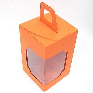 DV-12 Lisa Laranja (6x6x10 cm) 10unid