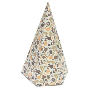 Cone-2 Chocolate Caixa para Cone Trufado (7x7x12 cm) 10unid