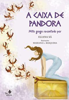 A caixa de Pandora: Mito grego recontado para crianças - LEIA A DESCRIÇÃO ABAIXO COM ATENÇÃO! - Finalize a compra por meio do link.