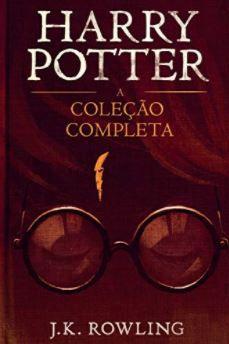 Harry Potter: A Coleção Completa (1-7) - LEIA A DESCRIÇÃO ABAIXO COM ATENÇÃO! - Finalize a compra por meio do link.