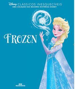 Frozen (Clássicos Inesquecíveis) - LEIA A DESCRIÇÃO ABAIXO COM ATENÇÃO! - Finalize a compra por meio do link.