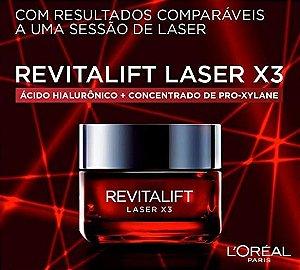 Creme Revitalift Laser X3 Intenso 50ml, L'Oréal Paris - Leia a descrição abaixo com atenção!