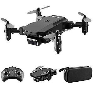 Mini Drone 13mins Tempo de Vôo 3D Flip Altitude Hold Modo Headless RC Quadcopter Bolsa Portátil com Controle Remoto - Leia a descrição abaixo com atenção!