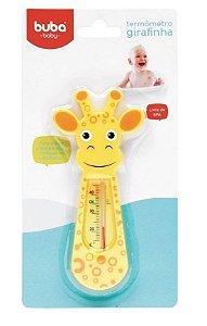 Termômetro Girafinha Para Banho Buba 5240