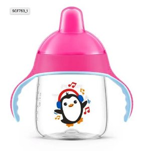 Copo Avent scf 753/07 Pinguim 260ml 12 +