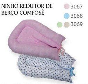 Ninho Redutor de Berço Composê Minasrey 3069