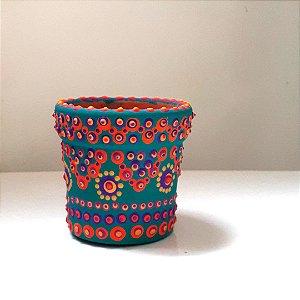 Mini vasinho de plantas
