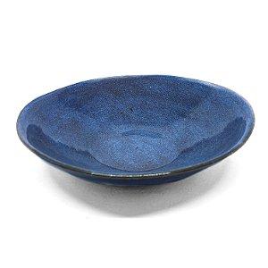 Prato Fundo Azul