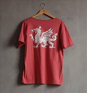 Camiseta Dragão Galês