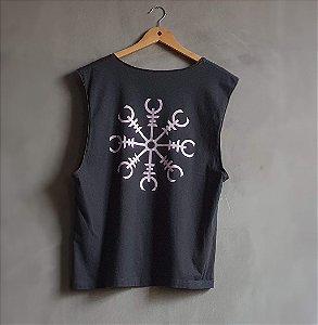 Camiseta Ægishjálmr