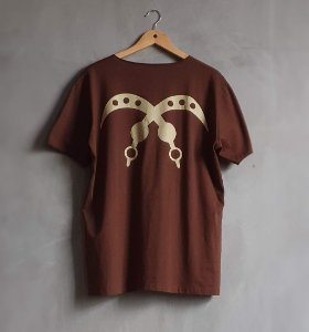 Camiseta Coragem - Adinkra
