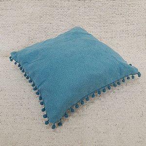 Almofada azul tiffany
