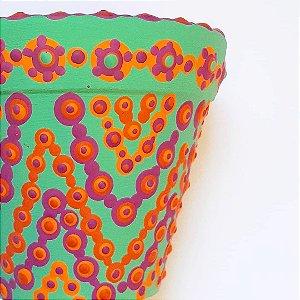 Mini vasinho parede