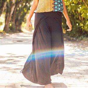 Pantalona transpassada
