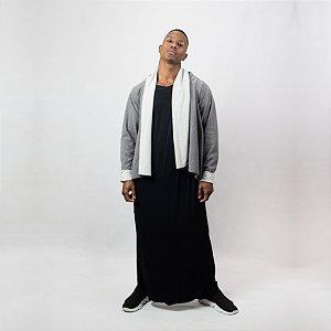 Multi casacool moletom cinza