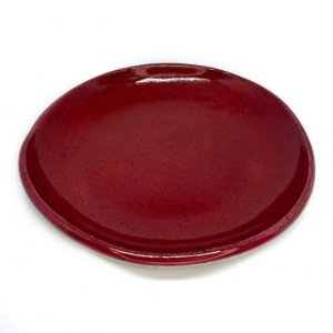 Pratos Sobremesa Avulsos - vermelho