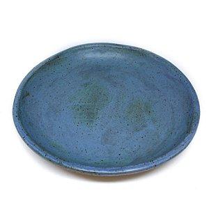 Pratos Sobremesa Avulsos - azul claro