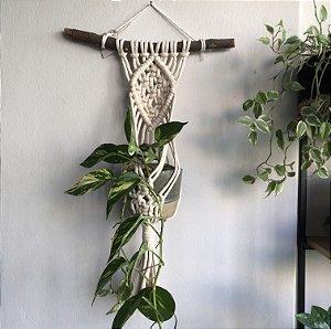 Wall hanger macramê Avenca