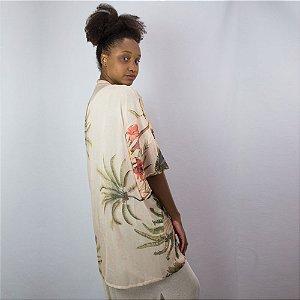Kimono Palmeira