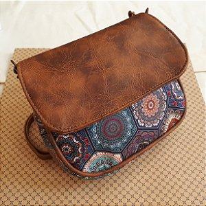 Mini bag mandala