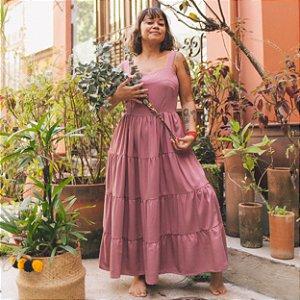 Vestido Lavanda