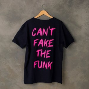 Camiseta Can't Fake the Funk