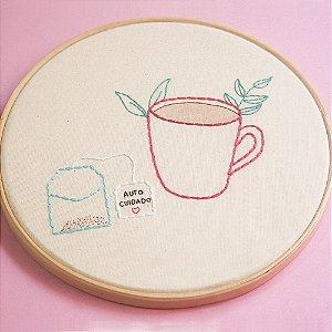 Chá de auto cuidado