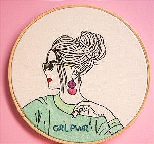 Garota GRL PWR