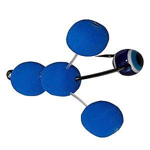 Anteninha Para tamba Azul com Olho Grego