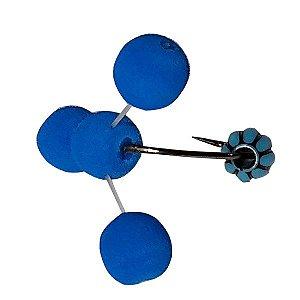Anteninha Para tamba Azul com Sorocaba Azul