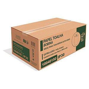 PAPEL TOALHA BOBINA FOLHA SIMPLES - 30 Gramas 10040150