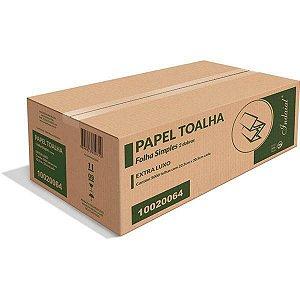 PAPEL TOALHA FOLHA SIMPLES 10020294