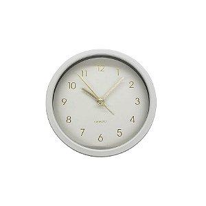 Relógio de Mesa Quartz Off-White