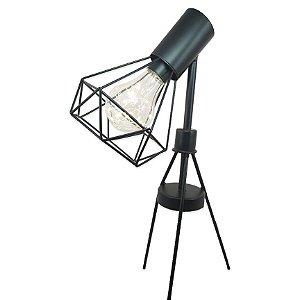 Luminária Industrial de Mesa Prisma