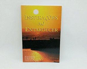 Livro Inspirações ao Entardecer