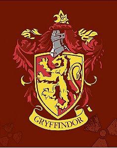 Camisa T-shirt Casas de Harry Potter - Grifinoria