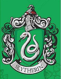 Camisa T-shirt Casas de Harry Potter - Sonserina