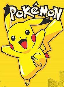 Camisa T-shirt Pokemon Pikashu