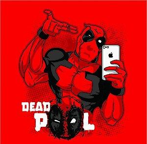 Camisa T-shirt Dead Pool Selfie