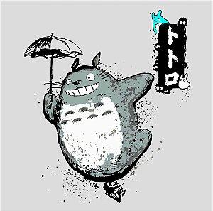 Camisa T-shirt Totoro