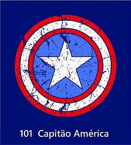 Camisa T-shirt Capitão América