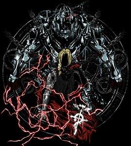 Camisa T-shirt Full Metal