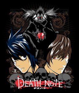 Camisa T-shirt Death Note