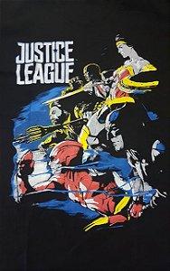 Camisa Camiseta T-shirt Liga da Justiça