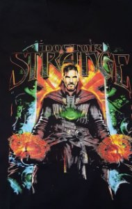 Camisa Camiseta T-shirt Doctor Strange - Doutor Estranho